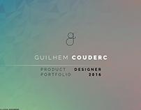 portfolio 2016 Guilhem Couderc
