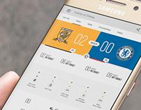 Mobile App Redesign - FotMob