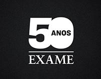 Selo Exame - 50 anos