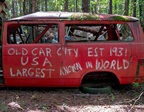 Old Car City - Auto Graveyard and Theme Park