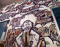 Kiper - Mural