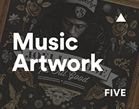 Music Artwork FIVE