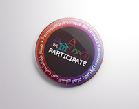 WE PARTICIPATE - Event Branding