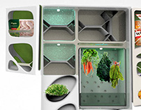 Verdant: The Eco Refrigerator