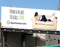 Apartments.com Billboards