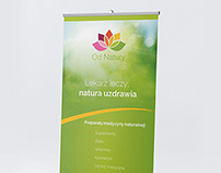 Od-natury.pl Print Materials