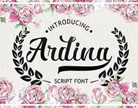 Free Font of the Week - Ardina