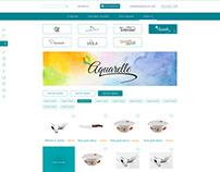 Catalogue Internat-shop | bussines site