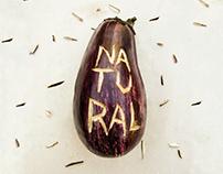 Natural. Feria de comida ecológica