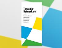 Tanzania-Network.de e.V. Flyer