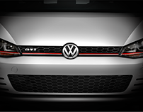 Landing Page #QuierounGolfGTI