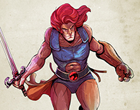 Lion-O - Thundercats - Fan Art