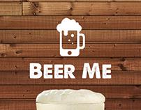 BeerMe app design