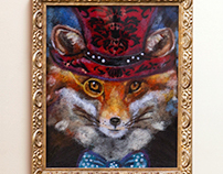 Miss Steampunk Fox