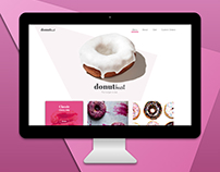 Daily Design #4_Web Landing Page