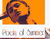 Poetry of Summer