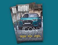 Editorial Design: AutOh! Magazine Issue 12