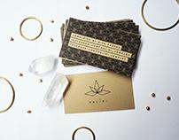 NALINI jewelry | identity design