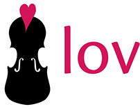 Logo for LoveViolin.ie