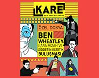 """""""Kare/Frame"""" Magazine"""