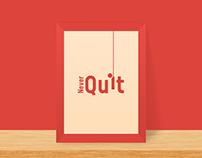 Typo Play - Never Quit
