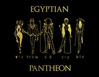 Egyptian Pantheon Batch 1