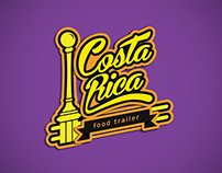 Costa Rica Food Trailer