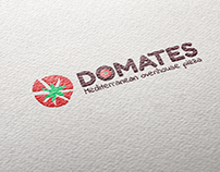 Logo Design Domates