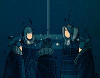 Noche de brujas