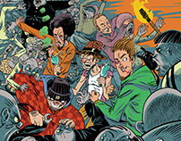The Liberty Estate 1 - comic series (1999-2004)