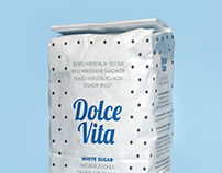 Dolce Vita Sugar Packaging
