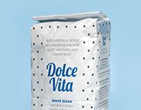 Dolce Vita Sugar Packaging