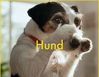 """Tutti.ch Switzerland """"Hund"""""""