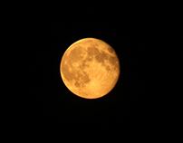 Photo: Super Moon