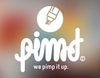 Pimd Visual Identity