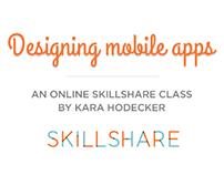 Designing Mobile Apps | Skillshare