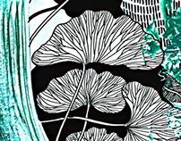 "Poster ""Botanical Garden"""