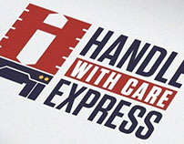Handle With Care Express Branding