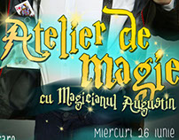 Atelier de magie - poster