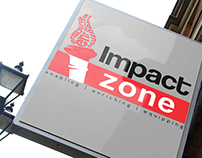 Brand Logo for Impact Zone