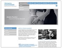 Web Técnica Alexander