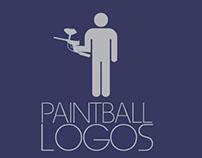 Paintball Logos