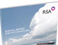 RSA 2012 Annual Report