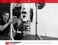 Crossfit Westside Website Redesign