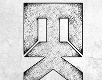 DJ EdiK - Logo Stipple Modification