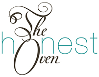 The Honest Oven: Logo, Business Cards