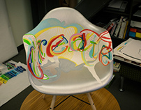 Eames Chair Remix
