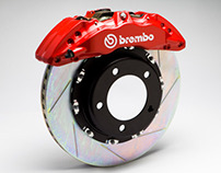 Brembo Brake Product Photos