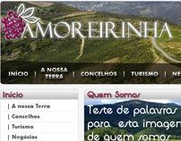 Website Amoreirinha