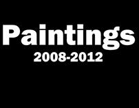 Paintings 2008-2012